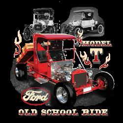 MODEL T OLD SCHOOL