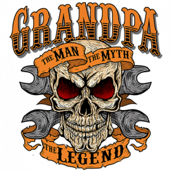 GRANDPA THE LEGEND