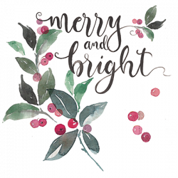 MERRY AND BRIGHT BERRIES