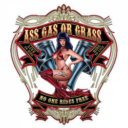 ASS GAS OR GRASS