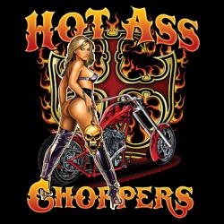 HOT ASS CHOPPERS