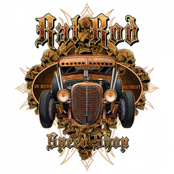 RAT ROD SPEED SHOP