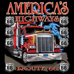 AMERICA'S HIGHWAY TRUCK