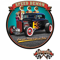 1932 DEUCE SPEED DEMON