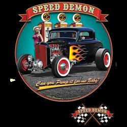1932 DEUCE SPEED DEMON