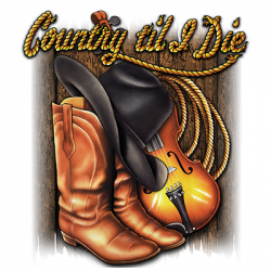 COUNTRY TIL I DIE BOOTS