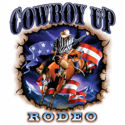 COWBOY UP RODEO