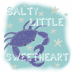 SALTY SWEETHEART