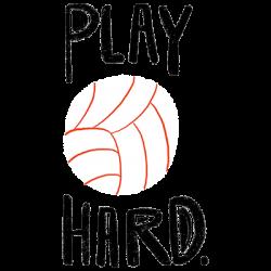 PLAY HARD VOLLEYBALL