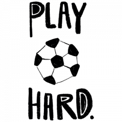 PLAY HARD SOCCER