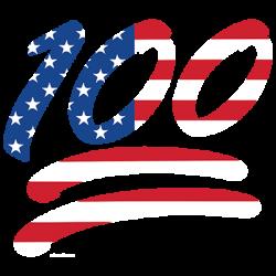 100 FLAG