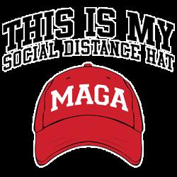 SOCIAL DISTANCE HAT