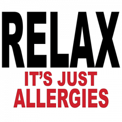 RELAX ALLERGIES