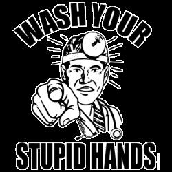 STUPID HANDS