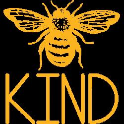 BEE KIND YELLOW