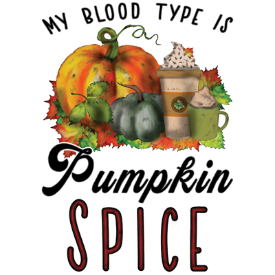 BLOOD TYPE PUMPKIN
