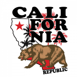 MAP CALI BEAR