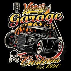 VINTAGE GARAGE CUSTOMS