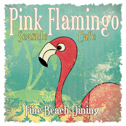 PINK FLAMINGO CAFE