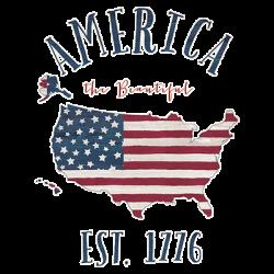 AMERICA EST. 1776
