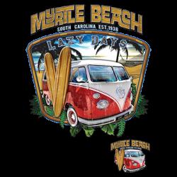 LAZY DAYS SURF MYRTLE BEACH