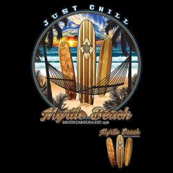 JUST CHILL SURF MYRTLE BEACH
