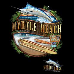 SURF MARLIN MYRTLE BEACH