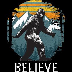 SASQUATCH BELIEVE