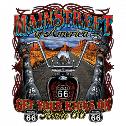 MAIN STREET BIKE 66