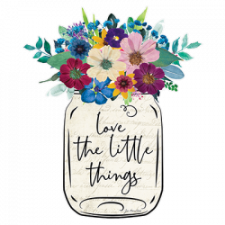 LOVE THE LITTLE THINGS JAR