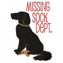 MISSING SOCK DEPT.