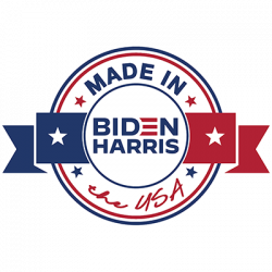 BIDEN HARRIS MADE IN USA