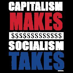 SOCIALISM TAKES