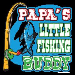 PAPA'S LITTLE FISHING BUDDY