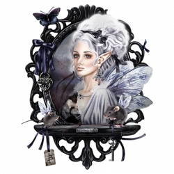 THE GRAY LADY