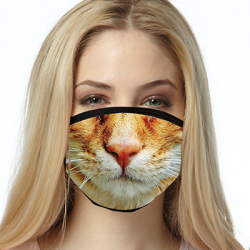 CAT 2 MASK FACE MASKS