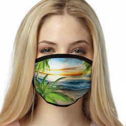 BEACHTIME MASK FACE MASKS