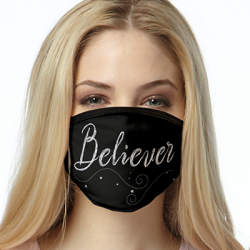 BELIEVER ALL OVER MASKS