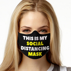 DISTANCING MASK