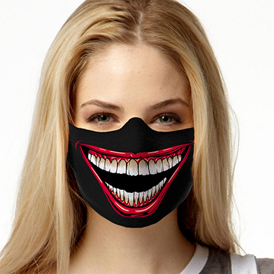 Joker Smile Heat Transfers Mask Transfers Iron On Transfers Smile of the joker ( vocals alexandre fournier). joker smile mask transfers