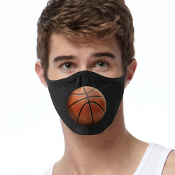 3D BASKETBALL FACE MASKS