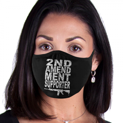 2ND SUPPORTER FACE MASKS