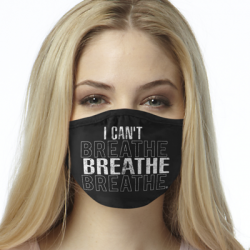 I CAN'T BREATHE MASK TRANSFERS