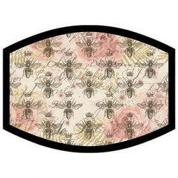 FLORAL BEES DYETRANS MASK TRANSFERS