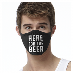 HERE FOR THE BEER MASK TRANSFERS
