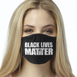 BLACK LIVES MATTER 2-PLY MASKSS