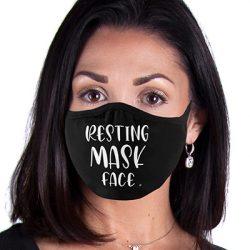 RESTING MASK FACE 2-PLY MASKS