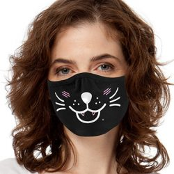 CAT FACE 2-PLY MASKS