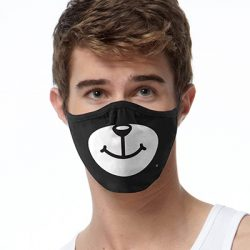 BEAR FACE 2-PLY MASKS