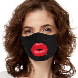 KISSING LIPS 2-PLY MASKS
